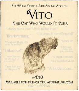 See What People Have to Say About 'Vito, the Cat Who Wouldn't Purr'